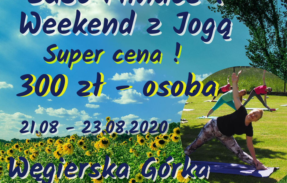 Weekend z Jogą Last Minute !