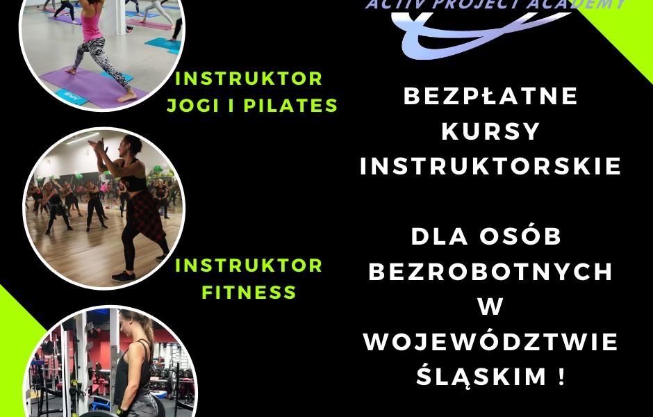 Bezpłatne kursu Instruktorskie!