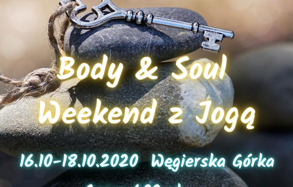 Wyjazd z Jogą. Body&Soul. Super cena!