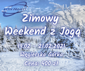 Zimowy Weekend z Jogą