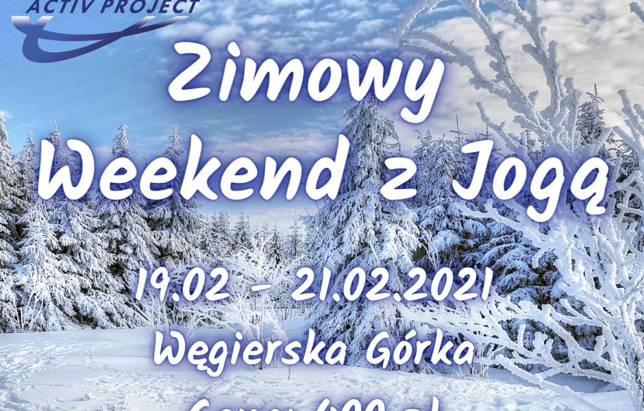 Zimowy Weekend z Jogą