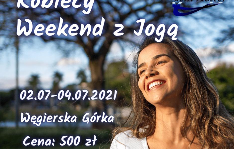 Aspekty i Siła Kobiecości – Kobiecy Weekend z Jogą