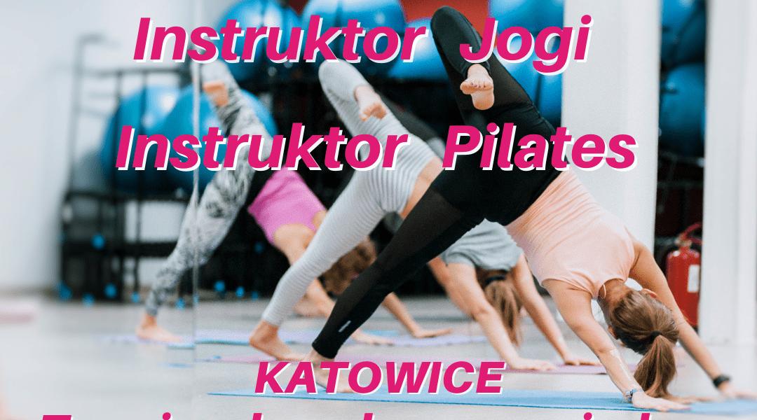 Indywidualny Kurs – Instruktor Jogi, Instruktor Pilates